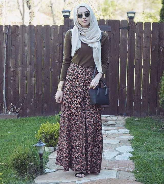 Long dress remaja lepak