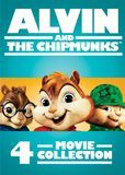 Alvin and the Chipmunks: 4-Movie Collection [4 Discs] [DVD]