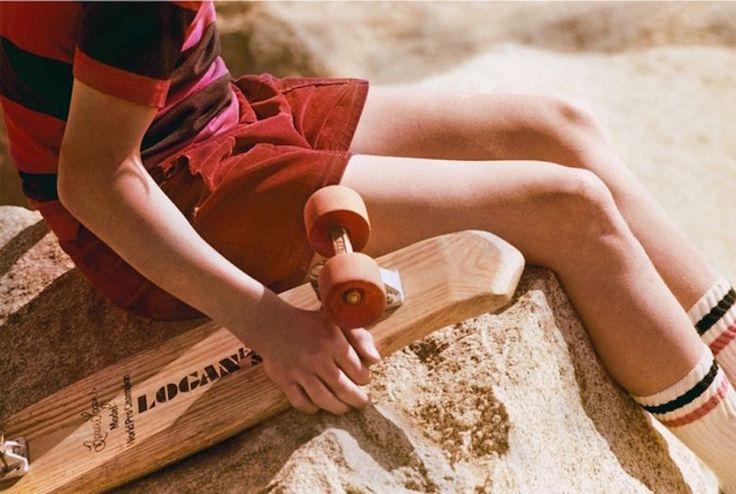Le phénomène du skateboard en Californie dans les années 70 capturé par Hugh Holland