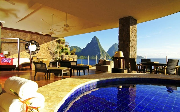 Located in the eastern Caribbean Sea, Jade Mountain in St. Lucia is one of the most incredible resorts the Sifter has seen. Each room has only three walls and a private infinity pool with stunning panoramic views of the beautiful Caribbean. A tropical oasis, this slice of heaven doesn't come cheap, with nightly rates [...]