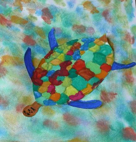 Stránky pro tvořivé - malé i velké - Fotoalbum - Léto - Mořské želvy - P1180398