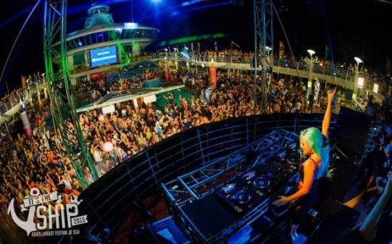 Got $500K? Hop on #EDM Cruise Ship IT'S THE SHIP!