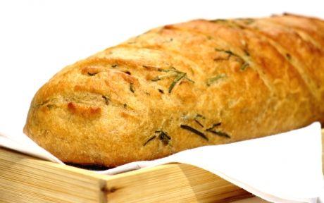 Pão integral com alecrim | Panelinha - Receitas que funcionam