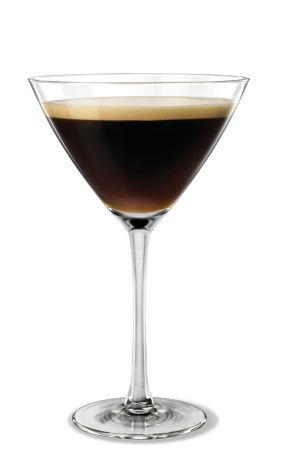 Espresso martini...great for a fancy brunch