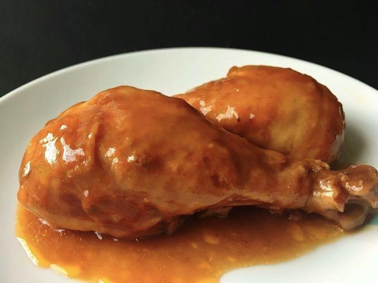 BBQ Plum Chicken |