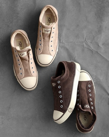 UGG® Sneakers- Warm toes in winter while barefoot in ...