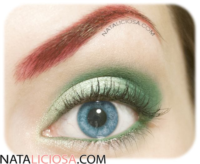 Maquillaje inspirado en La Sirenita Ariel // Little Mermaid inspired makeup
