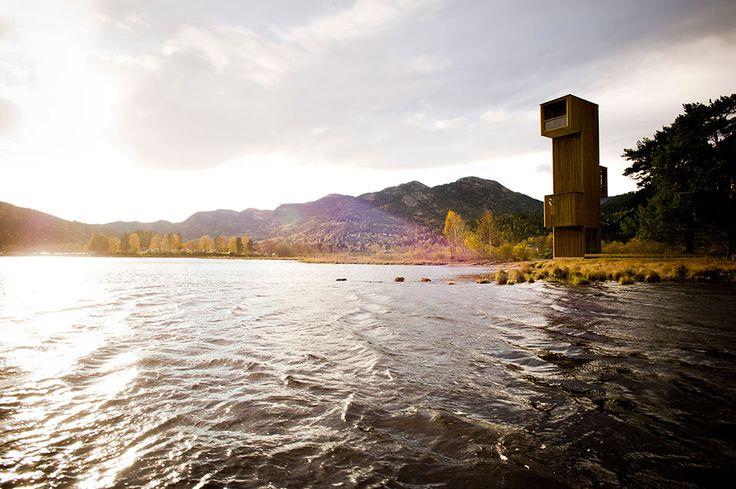 01 Lake-serpent-watchtower « Landscape Architecture Works | Landezine