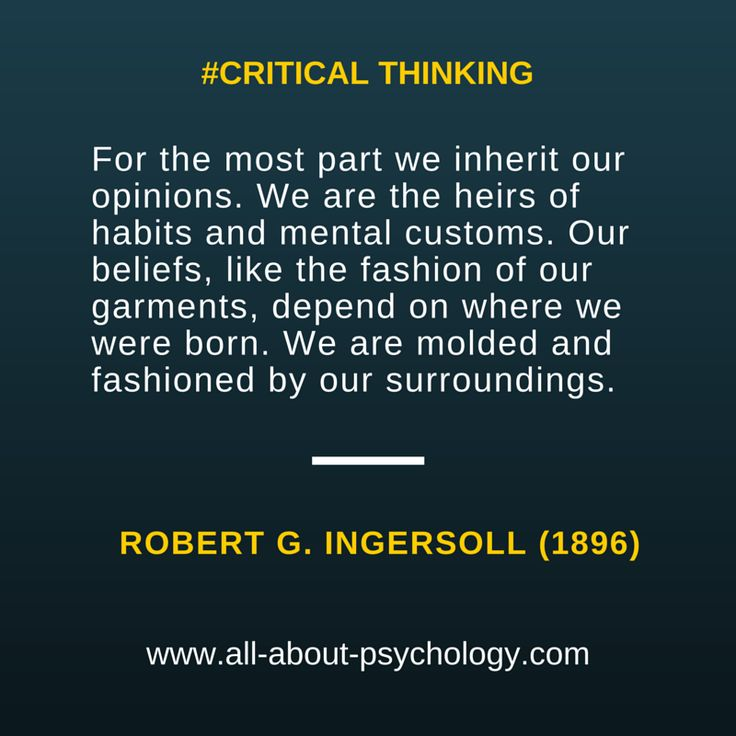 Critical Thinking in Psychology   Google Books Books About Psychology   Critical Thinking in Psychology