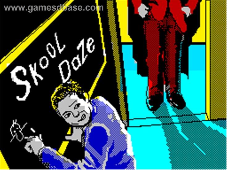 Skool Daze (ZX Spectrum)
