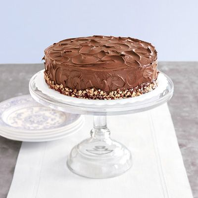 """Ukrainian Festive Walnut Torte. Country Living shares this winning recipe from our """"Mom's Best Cake Contest."""""""