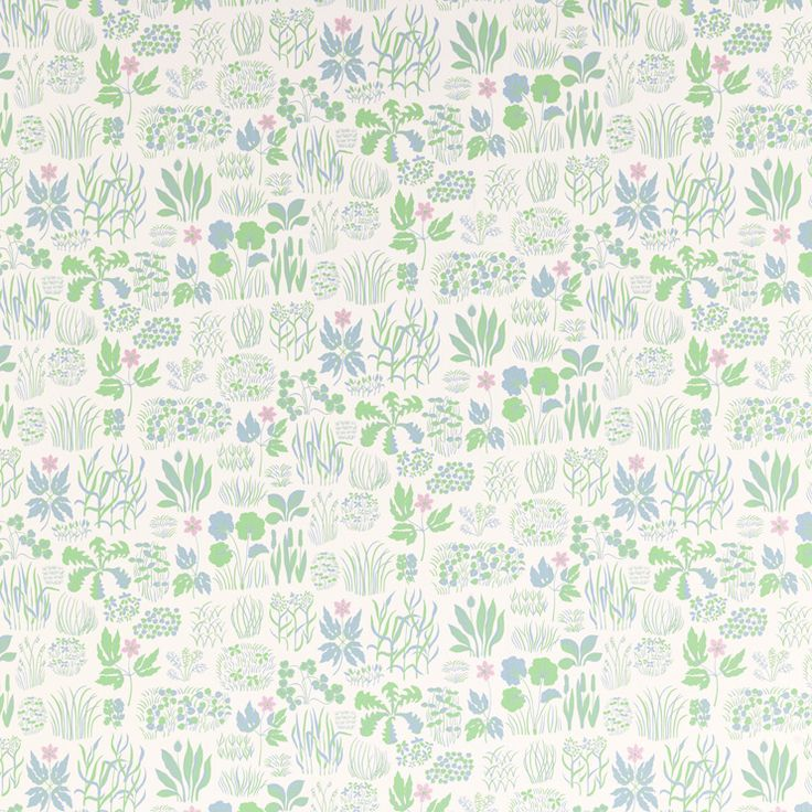 Would love to have this wallpaper in my kitchen! Wallpaper Söndagsmorgon