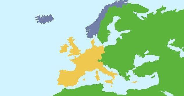 Landkarte - Maps - Lotterie Spielen in Deutschland lohnt! - Gewinnzahlen-Guru