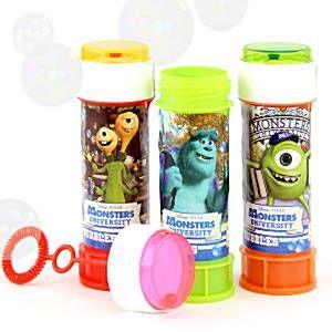 Monsters University Party Bubbles - 60ml