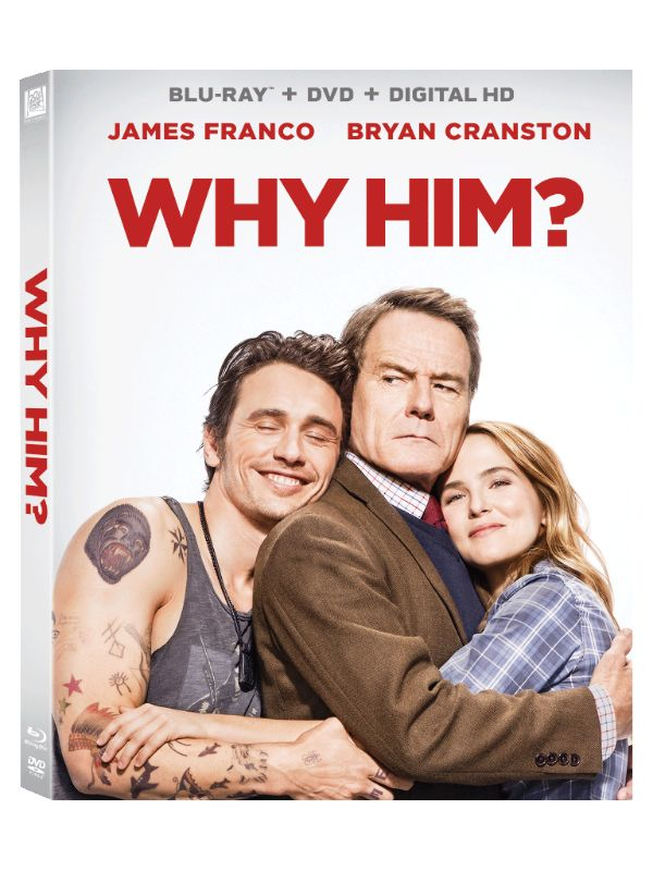 Bryan Cranston and James Franco fight the ultimate battle of wits and wills in this outrageous, no-holds-barred comedy from filmmaker John Hamburg (I Love you Man, Along Came Polly, Meet the Parents, and Zoolander).