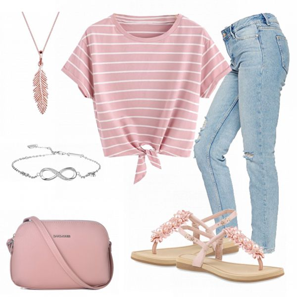Gelato Damen Outfit – Komplettes Sommer-Outfit gü…