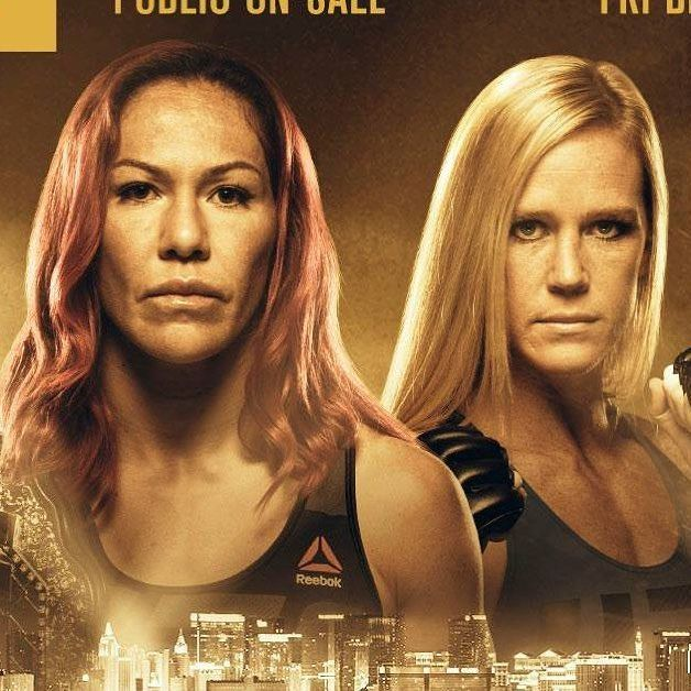 #DanaWhite weighed in on #CyborgvsHolm yesterday discussing what it would mean if #HollyHolm @hollyholm unseated the reigning #featherweight champ at #UFC219 tonight. . .  This is the biggest fight of [Holly's] career. This is the true test for Cris Cyborg. If you look at Holly Holm: 13-time world #boxing champion multiple time #kickboxing champion beat #RondaRousey and won the #UFC title. Now Holm is moving up to 145 pounds and shes actually a real 145-pounder - shes tall shes big shes…