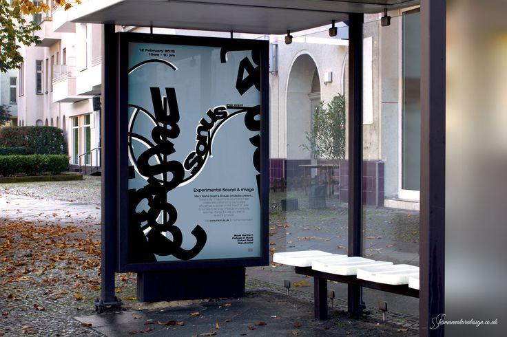 graphic design - Sonus poster