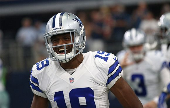 What separates you from your favorite athlete? We asked Dallas Cowboys wide receiver Brice Butler.