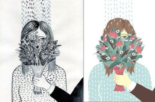 """diVento   LIVINGWOMEN Esposizione artistica """"diVento"""" di Febò e Viky Keller in collaborazione con  livingwomen.net –"""