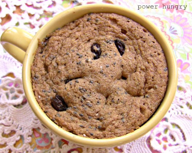 2-Minute, All-Flax Muffin in a Mug!!!    These are so ridiculously yummy and filling!!! Gluten free, flour-free, sugar-free, high-protein, high-fiber, 214 calories, completely ready in 2 minutes (30 seconds prep, 1-1/2 minutes cooking in the microwave).