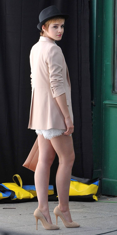 hermione granger hot legs