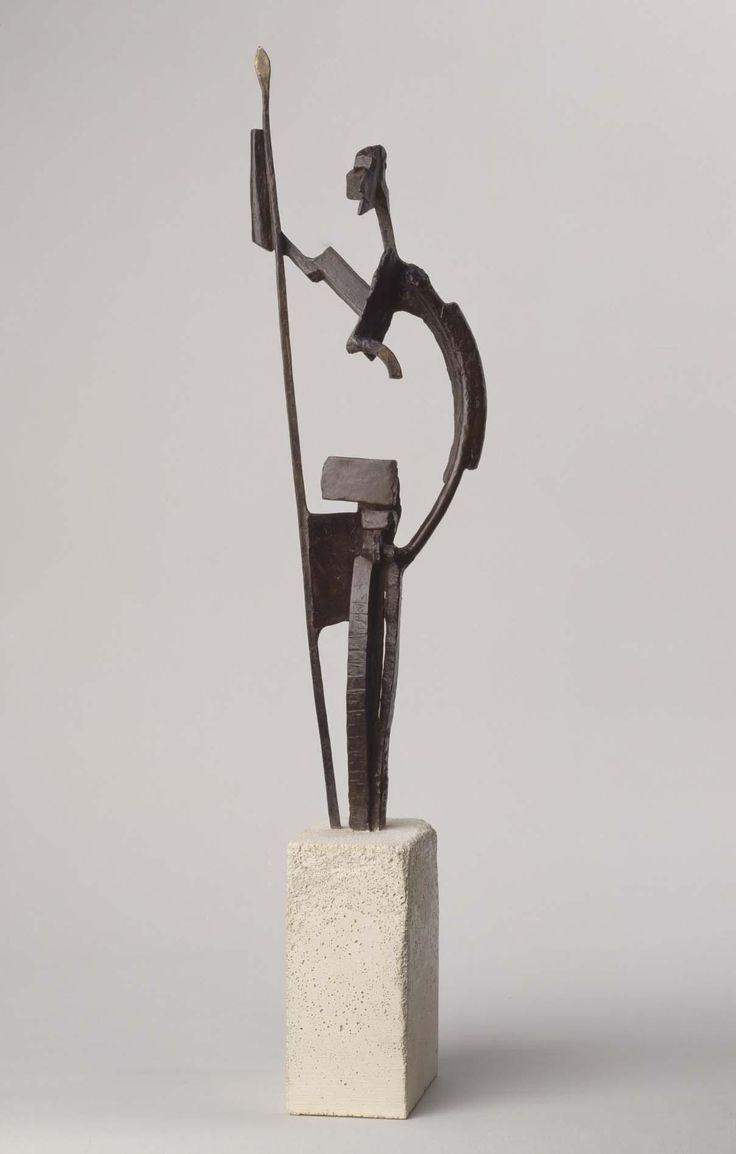 González, Julio - Don Quichotte (Don Quijote) | Museo Nacional Centro de Arte Reina Sofía