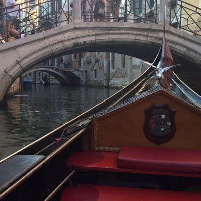 Haidji: The Gondola Walker - Haidji - Short Story