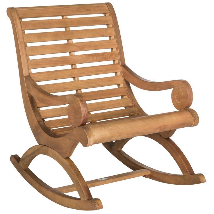 sarah rocking brown rocking rocking chair rocker rocker teak rocker