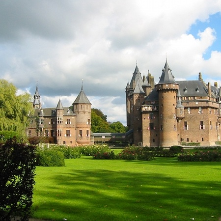 The Netherlands, Province of North Holland - Muiderslot. Muiderslot is a castle and a National Museum near the city Muiden.