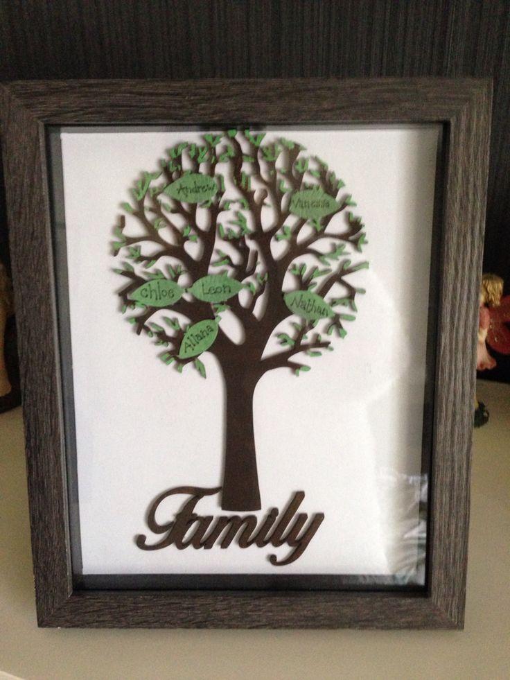 Family tree £14