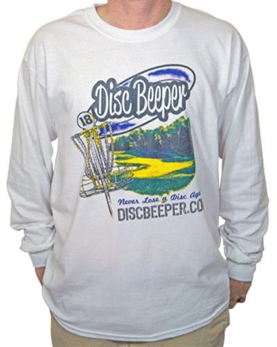 Disc Beeper Tee