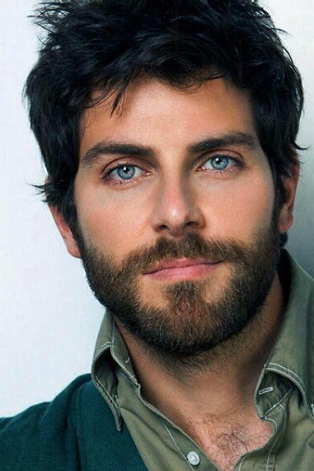 Картинки по запросу красивые мужчины с бородой