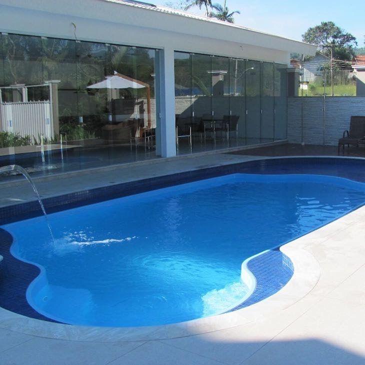 13 melhores imagens de piscina de fibra no pinterest for Ver piscinas