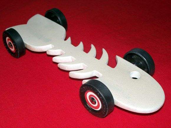 Cool pinewood derby camping scouting ideas pinterest cars pine and awesome for Unique pinewood derby car