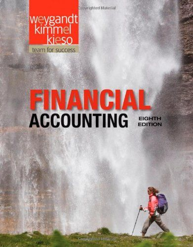 I'm selling Financial Accounting by Jerry J. Weygandt, Kieso and Paul D. Kimmel - $30.00 #onselz