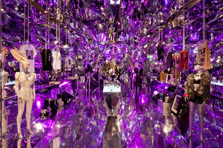Gage/Clemenceau x Nicola Formichetti for Boffo: Interior, News, Pop Up, Gage Clemenceau Architects, Design, Retail