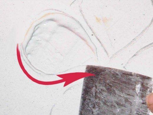 Как эффектно украсить стену