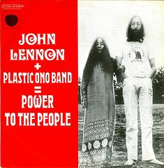 Power to the People. John Lennon.