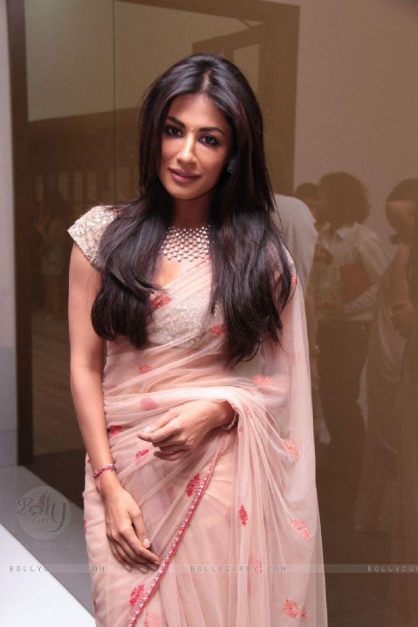 Bollywood actress Chitrangada Singh at Nirav Modis jewels event