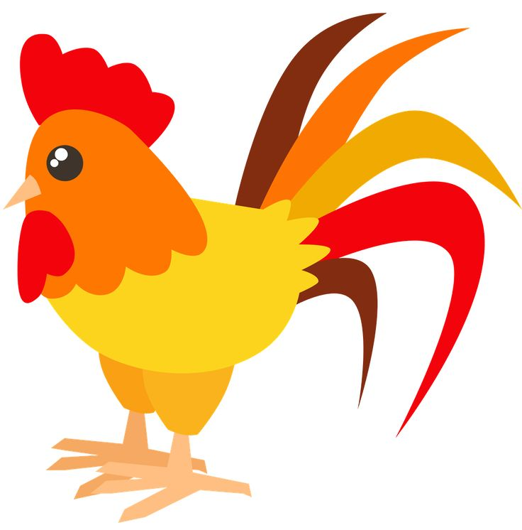 rooster clip art images - photo #34