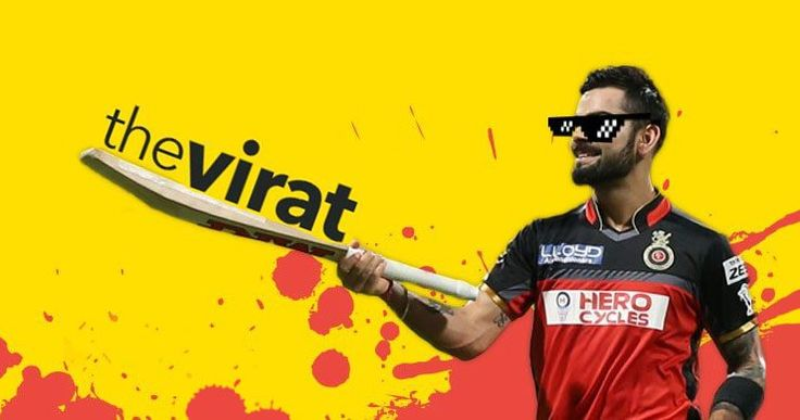 He is not a prince. He is a warrior. When on the field, he is a freaking genius. And when off it, we are still left in awe! #ViratKohli #RCB