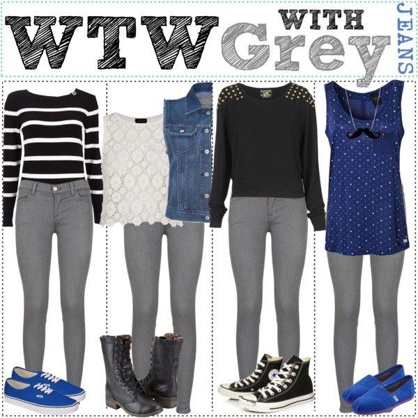 Popular Ideas About Grey Blazer Outfit On Pinterest  Grey Blazer Black Pants