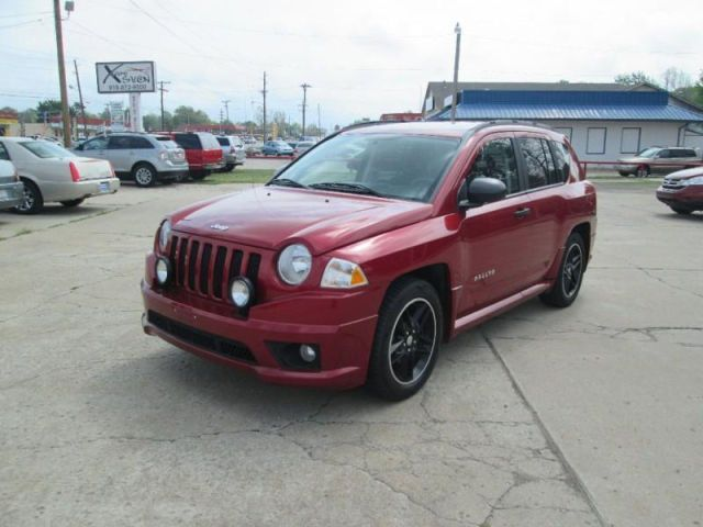 2008 Jeep Compass, 96,220 miles, $10,950.