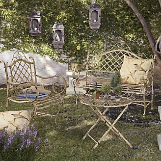 Bordeaux Garden Furniture | Bring The Charm And Grace Of French Country  Décor To Your Outdoor