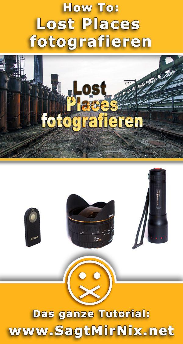 """Tipps für bessere Lost-Place-Fotos! Beherzigt man ein paar grundlegende Regeln und wendet den ein oder anderen Trick an, ist die Fotografie von verlassenen Orten eigentlich ein ganz einfaches Thema. Ein """"How To"""" für bessere Bilder!"""