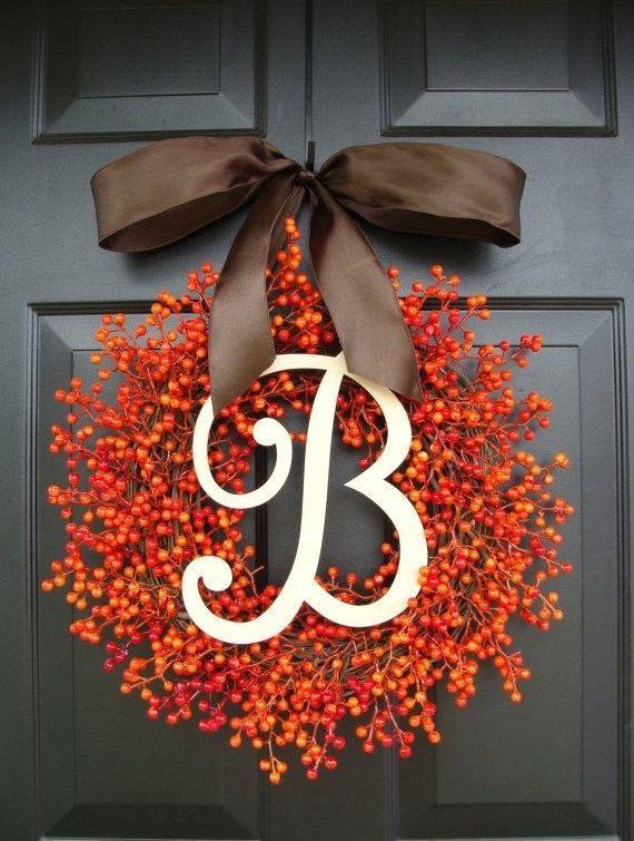 Fall Wreath Ideas - Lorri Dyner Design