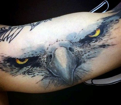 15 Traditional Eagle Tattoo Designs and Meanings