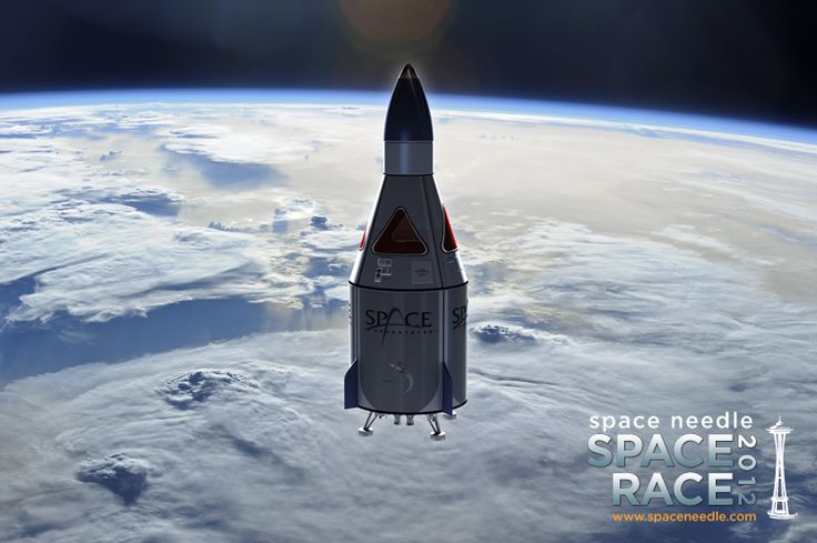 Space Travel – Win A Trip To Space with the Seattle Space Needle