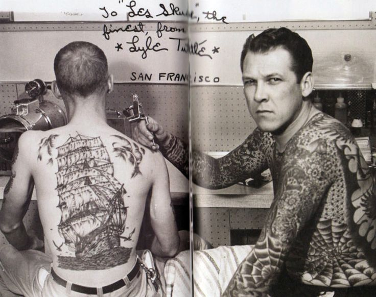 Meanings behind classic Sailor tattoos.